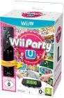 Wii Party U + Telecomando Nero