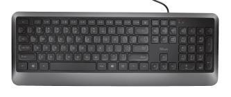 TRUST Erou Silent Keyboard