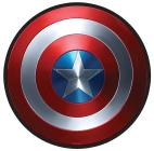 Mousepad Marvel - Captain America