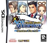Phoenix Wright Ace Attorney 2: Justice