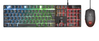 TRUST GXT 838 Azor G.Combo Keyboard+Mous