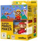 Super Mario Maker + Artbook + Amiibo