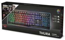 TRUST THURA Tastiera semi-mech Rainbow S