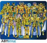 Mousepad Saint Seiya - Gold Saints