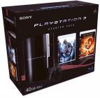 Playstation 3 40 Gb +Assassin's+Heavenly