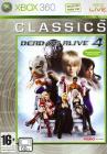 Dead or Alive 4 Classics