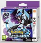 Pokemon Ultra Luna Steelbook