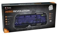 Keyboard Gaming AK60 Revolution PC