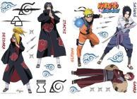Stickers Assortiti Naruto - Serie 1