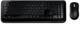 MS Wireless Desktop 850