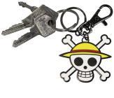 Portachiavi One Piece - Teschio