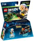 LEGO Dimensions Fun Pack BttF Doc Brown