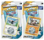 Pokemon Sole Luna 1 busta blister+moneta