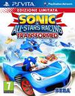 Sonic All Star Racing Transformed Ltd Ed
