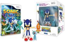 Sonic Colours + Action Figure
