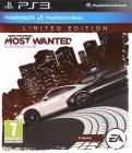 Need For Speed Most Wanted Limited Ed.