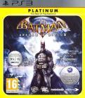 Batman Arkham Asylum Platinum