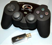 PS3 Wireless Joypad Dual Shock 2.0 - THR