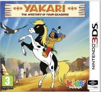 Yakari: The Mystery of Four-Seasons