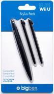 BB Stylus Colorati Pack 3 pezzi Wii U