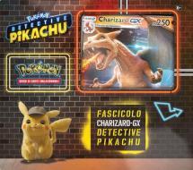 Pokemon Detective Pikachu Fasc.Chariz.GX