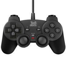 TWO DOTS Ctrl Plug&Play USB analogico PC