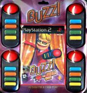Buzz: The Mega Quiz + Buzzer