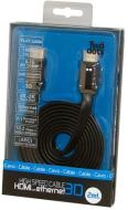 TWO DOTS Cavo HDMI 14 FLAT lungo 2mt