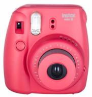 FUJIFILM Fotocamera Instax MINI 8 Red