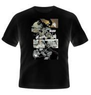 T-Shirt Batman Miller Comics Battle L