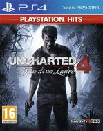Uncharted 4: Fine di un Ladro PS Hits
