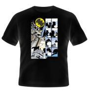 T-Shirt Batman Miller Comics Symbol L