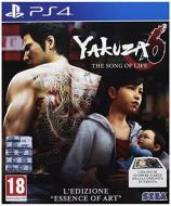 Yakuza 6:The Song of Life