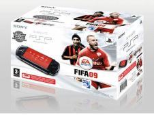 PSP Base Pack 3000 + Fifa 09