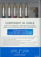 PSP Sony 2000 Component AV Cable