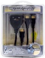 PS3 Hdmi Splitter+Hight Q. Cable 1,3 Mt