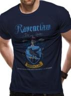T-Shirt Harry Potter-CorvoN. Quidditch-X