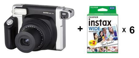 FUJIFILM Fotoc.Instax 300 Wide +120Shots
