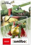 Amiibo King K Rool-SuperSmash Bros Ult.