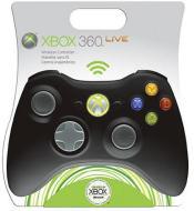 MICROSOFT X360 Controller Wireless Black