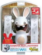 MAD CATZ WII Dual Charger Rayman Rabbids