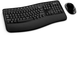 MS Wireless Comfort Desktop 5000