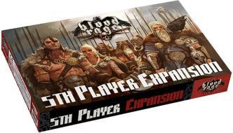 Blood Rage - Esp. 5 Giocatore