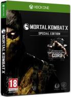 Mortal Kombat X Preorder Edition