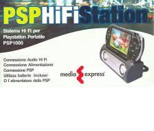 Speaker Hi-Fi Station PSP