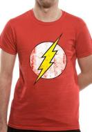 T-Shirt DC Comics Flash Uomo XL