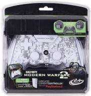 MAD CATZ PS3 Wireless Pad White COD MW 2