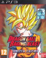 Dragonball Raging Blast Limited Edition