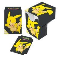 ULTRA PRO Pokemon Pikachu Porta Mazzo V.