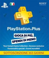 Sony PSN PlayStation Plus Card 12 Mesi